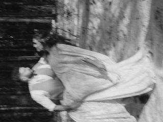 The wedding of Lisa and Seth 1