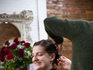 The wedding of Lauren and Robert 2