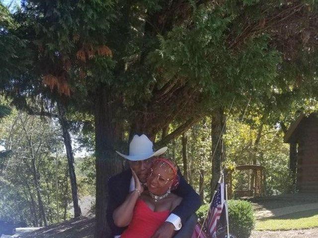 Carlton and Deberah's Wedding in Pine Mountain, Georgia 3