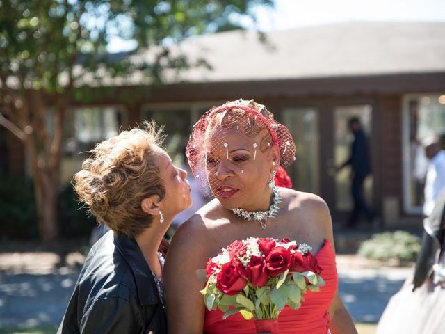 Carlton and Deberah's Wedding in Pine Mountain, Georgia 7
