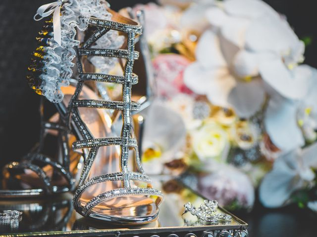 Lia and Allen's Wedding in Plymouth, Michigan 4