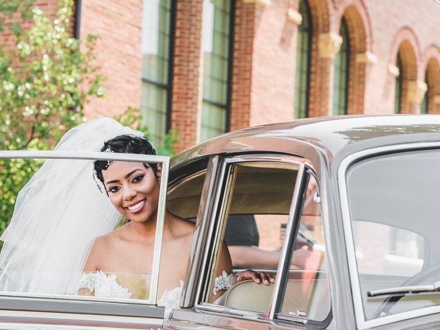 Lia and Allen's Wedding in Plymouth, Michigan 28