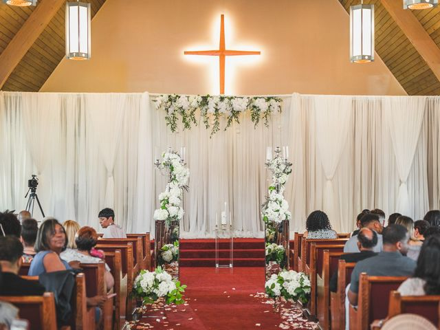 Lia and Allen's Wedding in Plymouth, Michigan 34