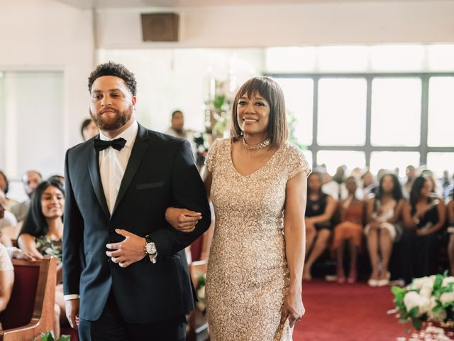 Lia and Allen's Wedding in Plymouth, Michigan 35