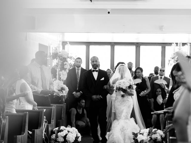 Lia and Allen's Wedding in Plymouth, Michigan 41