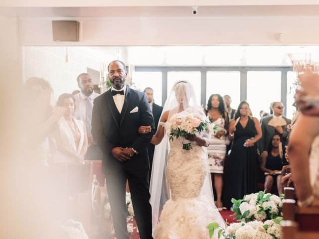 Lia and Allen's Wedding in Plymouth, Michigan 43