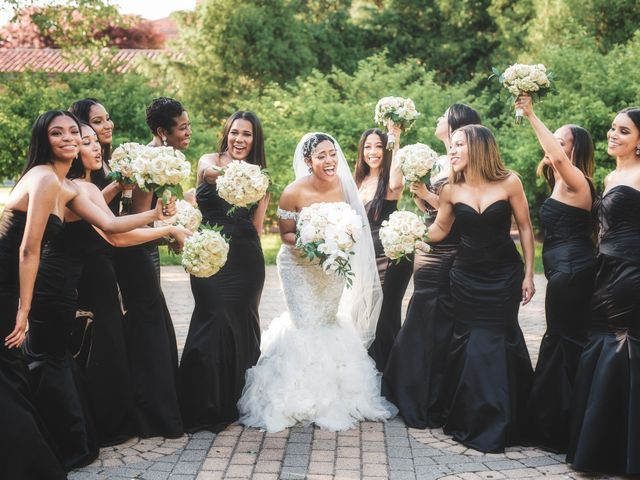 Lia and Allen's Wedding in Plymouth, Michigan 53