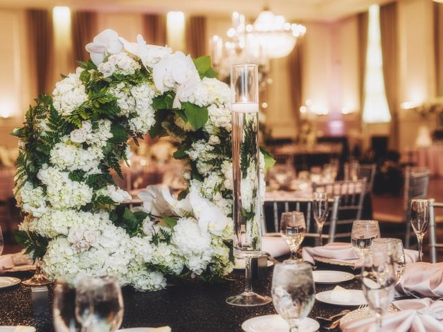 Lia and Allen's Wedding in Plymouth, Michigan 56