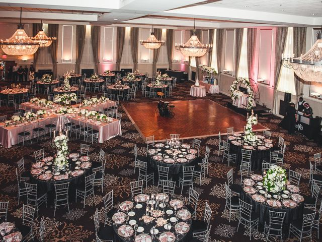 Lia and Allen's Wedding in Plymouth, Michigan 59