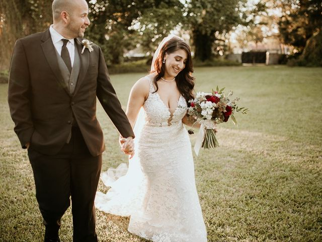 Mark and Alexis's Wedding in Miami, Florida 9