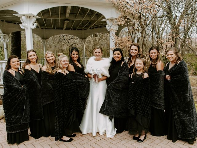 Lucas and Brittany's Wedding in Tulsa, Oklahoma 3