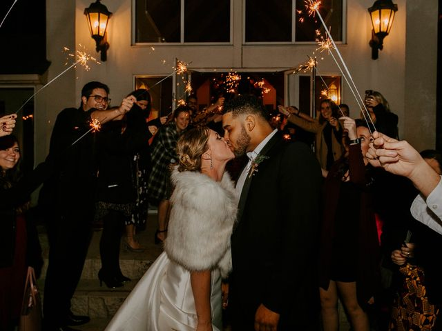 Lucas and Brittany's Wedding in Tulsa, Oklahoma 4