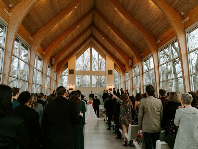 Lucas and Brittany's Wedding in Tulsa, Oklahoma 7