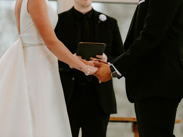 Lucas and Brittany's Wedding in Tulsa, Oklahoma 10