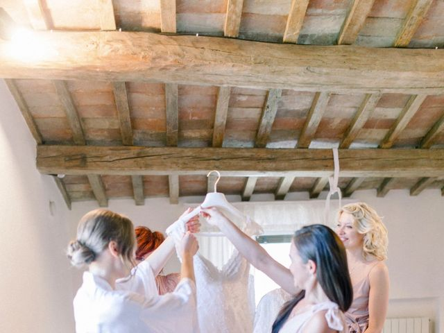 Anja and Dhimi's Wedding in Tuscany, Italy 6