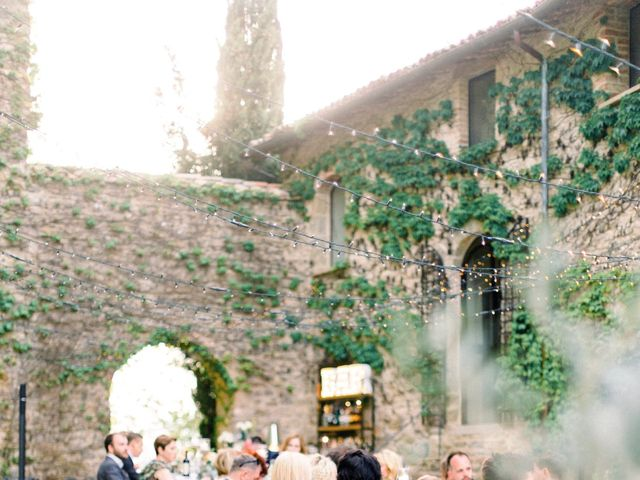Anja and Dhimi's Wedding in Tuscany, Italy 29