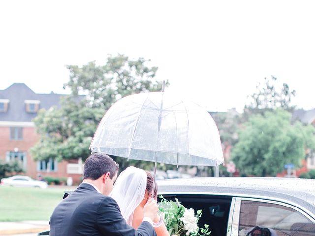 Shane and Rachel's Wedding in Norfolk, Virginia 7