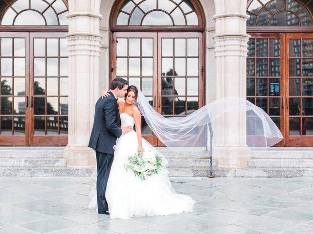 The wedding of Rachel and Shane