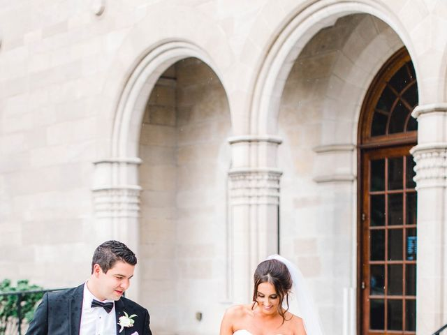 Shane and Rachel's Wedding in Norfolk, Virginia 14