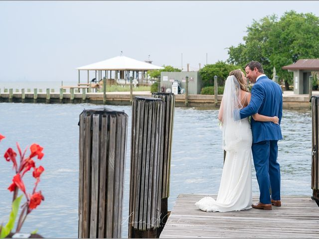 Jeremy and Katie's Wedding in Fairhope, Alabama 16