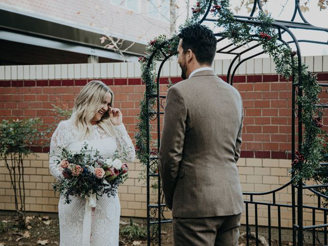 Brent and Catherine's Wedding in Auburn, California 5