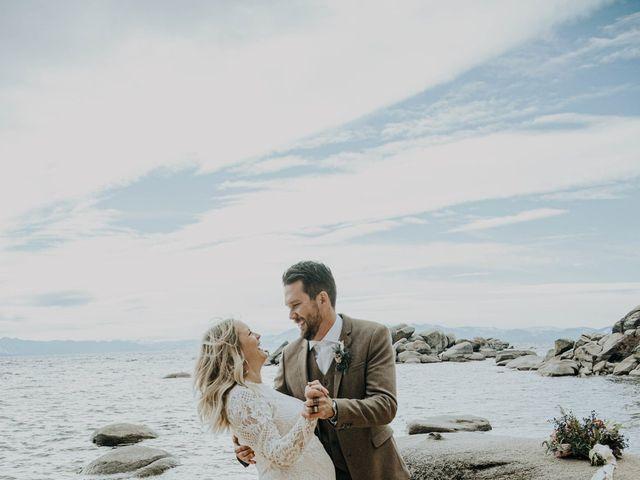 Brent and Catherine's Wedding in Auburn, California 7