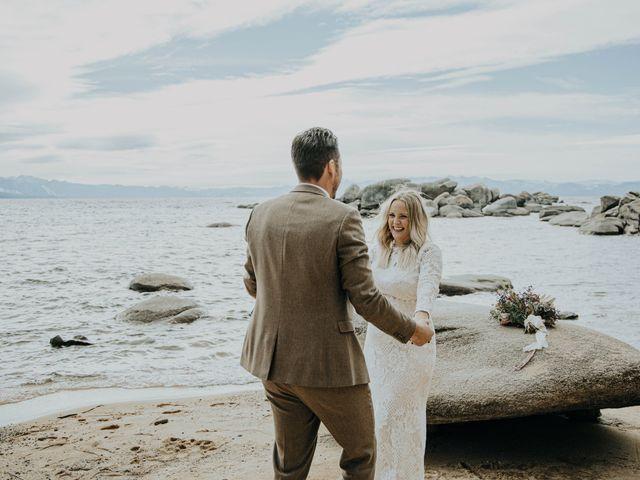 Brent and Catherine's Wedding in Auburn, California 10
