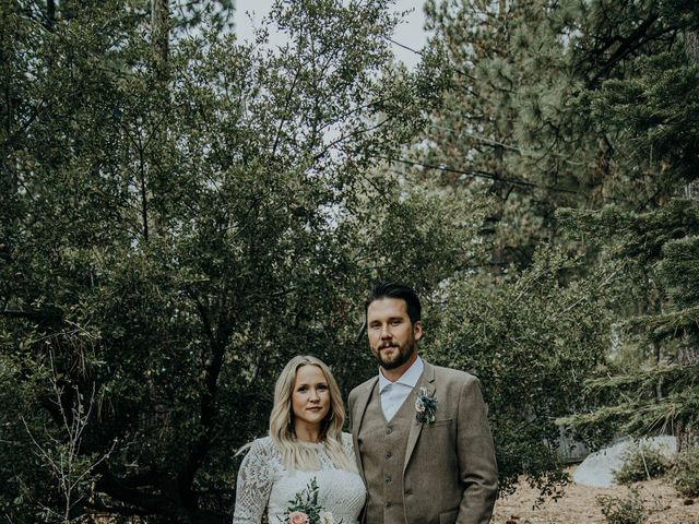 Brent and Catherine's Wedding in Auburn, California 12