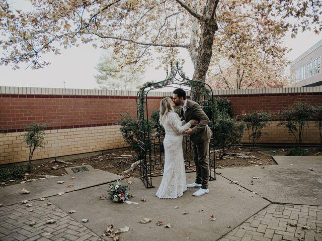 Brent and Catherine's Wedding in Auburn, California 13