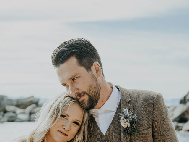 Brent and Catherine's Wedding in Auburn, California 14