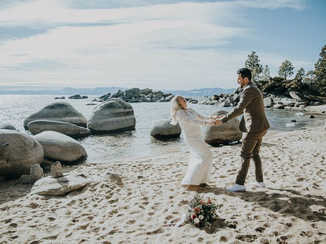 Brent and Catherine's Wedding in Auburn, California 19