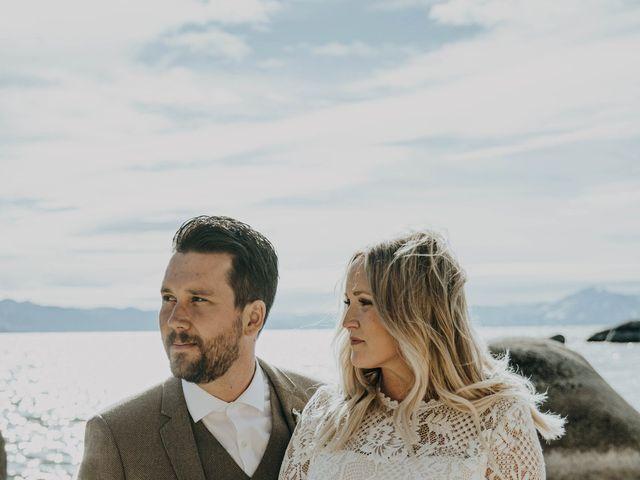 Brent and Catherine's Wedding in Auburn, California 22