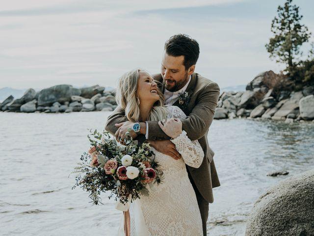 Brent and Catherine's Wedding in Auburn, California 2