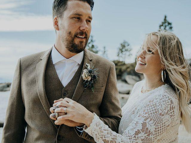 Brent and Catherine's Wedding in Auburn, California 24