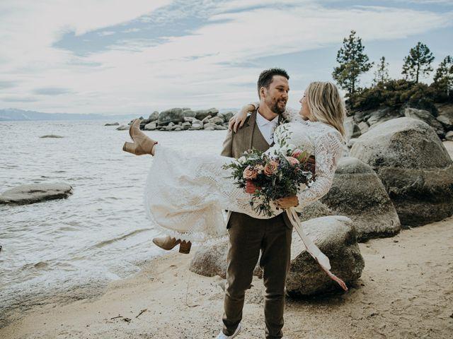 Brent and Catherine's Wedding in Auburn, California 25