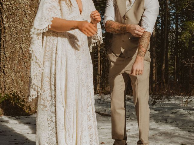 Seth and Lisa's Wedding in Seattle, Washington 5