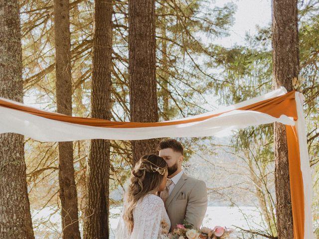 Seth and Lisa's Wedding in Seattle, Washington 18