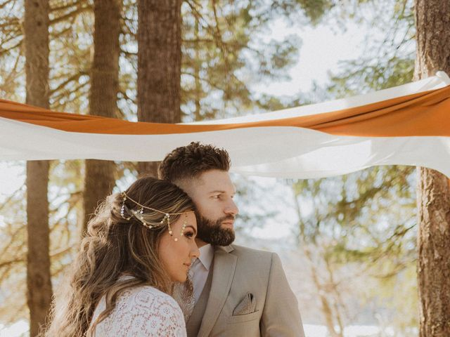 Seth and Lisa's Wedding in Seattle, Washington 19