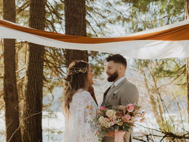 Seth and Lisa's Wedding in Seattle, Washington 35
