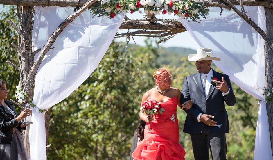 Carlton and Deberah's Wedding in Pine Mountain, Georgia