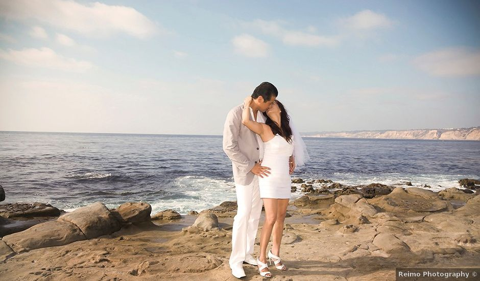Rellie and Barbara's Wedding in San Diego, California