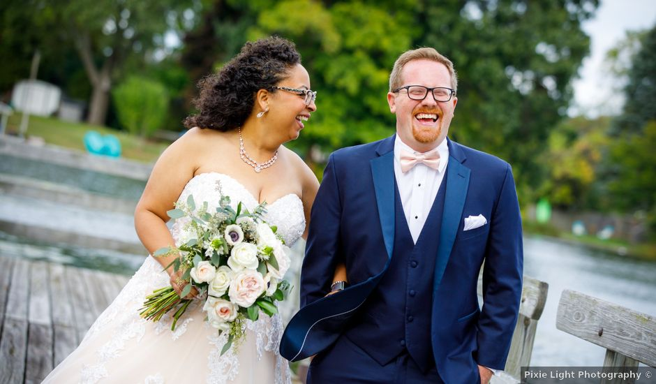 Michael and Naidee's Wedding in Pontiac, Michigan