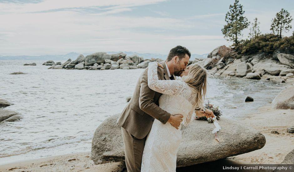 Brent and Catherine's Wedding in Auburn, California