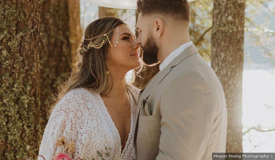 Seth and Lisa's Wedding in Seattle, Washington