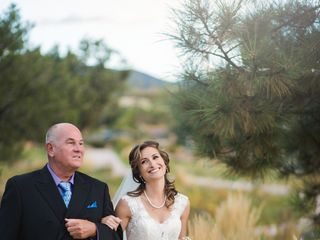 Rachael and Eric's Wedding in Santa Fe, New Mexico 9
