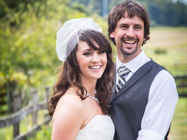 The wedding of Steve and Nicole