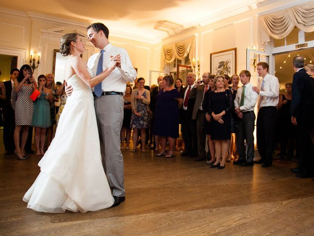 Pippa and Brian's Wedding in Chevy Chase, Maryland 13