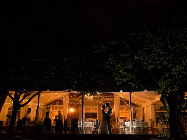Pippa and Brian's Wedding in Chevy Chase, Maryland 17