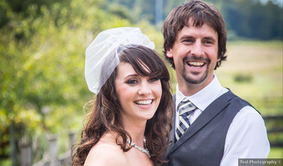 Nicole and Steve's Wedding in Lewisberry, Pennsylvania