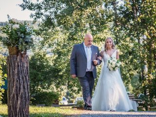 Jordan and Marina's Wedding in Howes Cave, New York 18